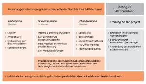 SAP-Trainee Unterrichtsplan